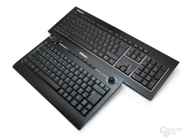 Enermax Aurora Micro und Acrylux Wireless