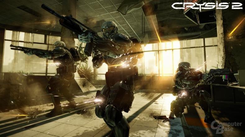 Crysis 2: Erster Multiplayer-Screenshot