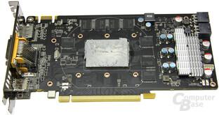 GeForce GTX 460 AMP! ohne Kühler