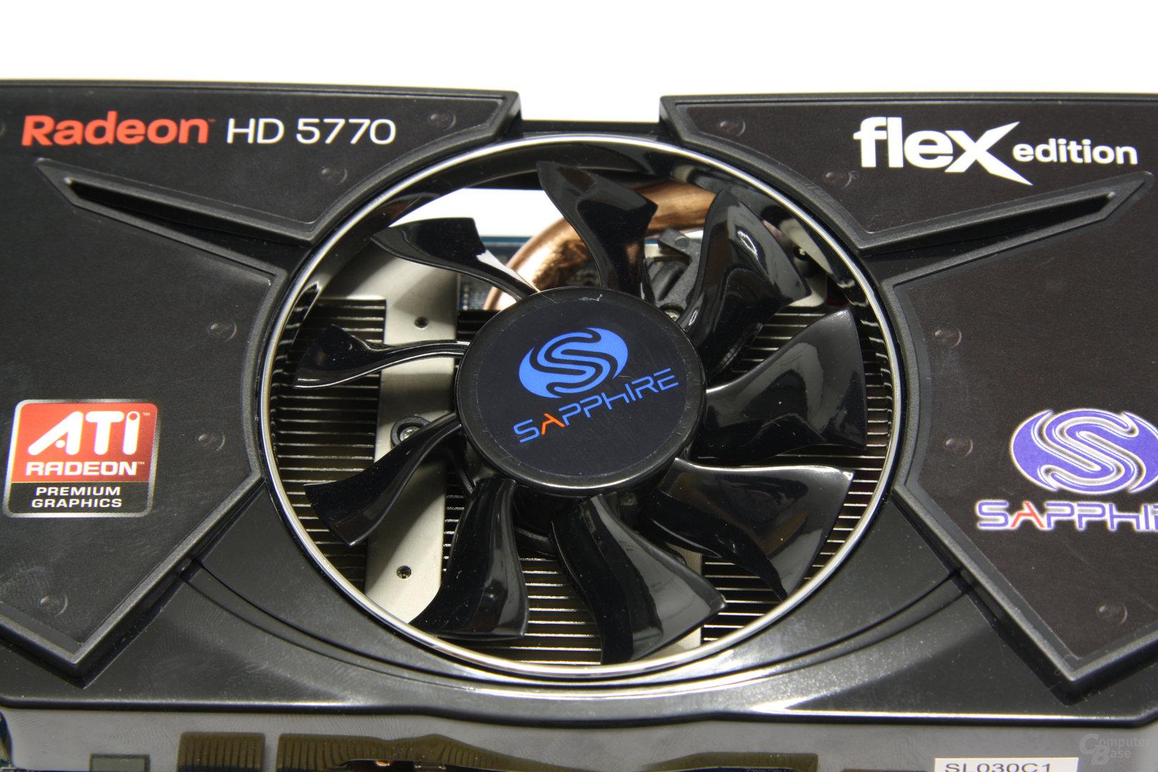 Radeon HD 5770 Flex Lüfter