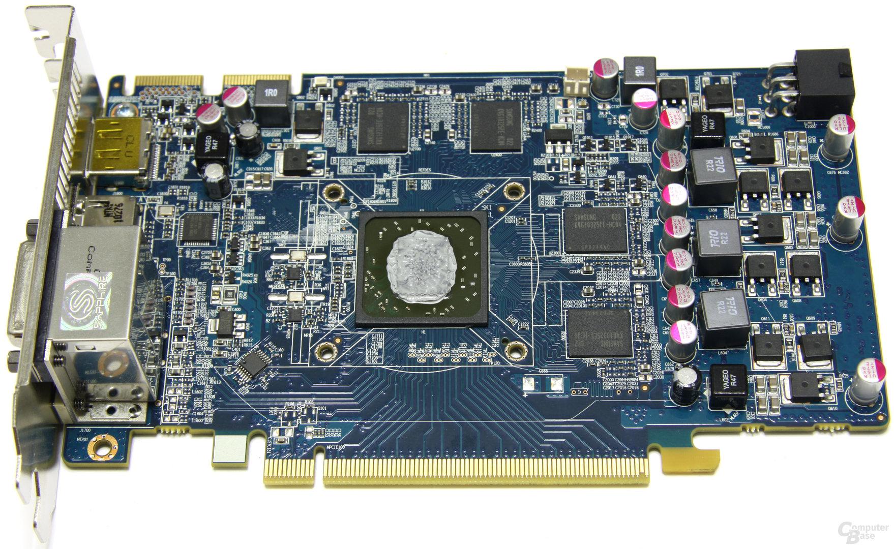 Radeon HD 5770 Flex ohne Kühler