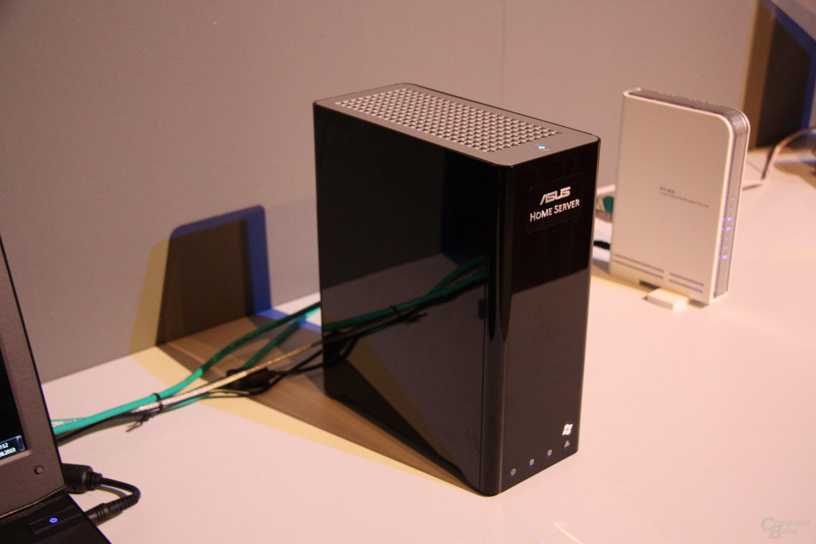 Asus auf der Gamescom 2010