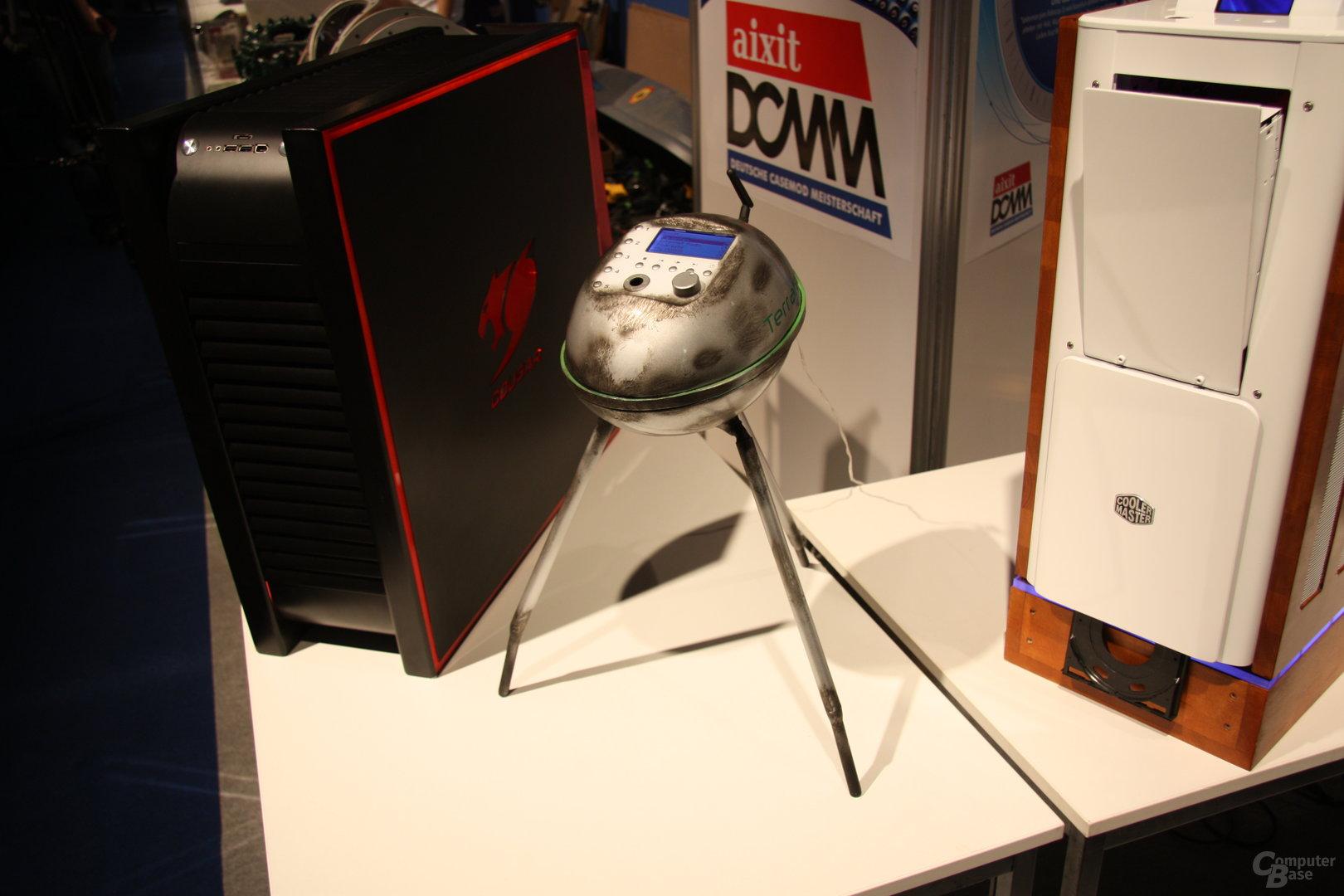 Casemods auf der Gamescom 2010