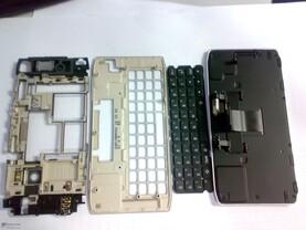 Nokia N9 Prototyp: Gehäuse