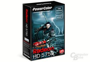 PowerColor HD5750 1GB GDDR5 Low Profile