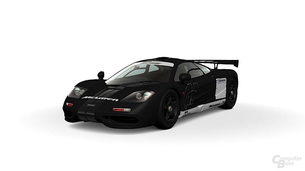 Einer von fünf kostenlosen DLC-Wagen