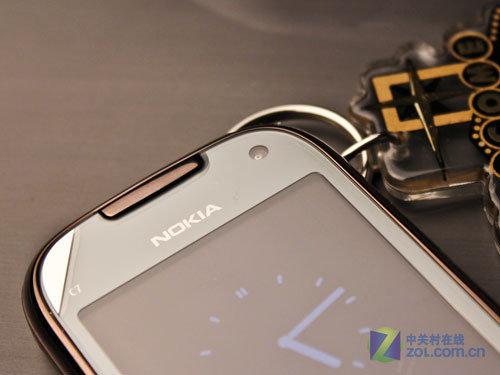 Nokia C7: Lautsprecher