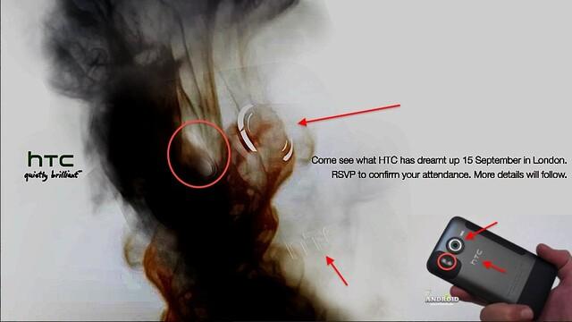 Einladung HTC-Event