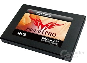 G.Skill Phoenix Pro mit 40 GByte
