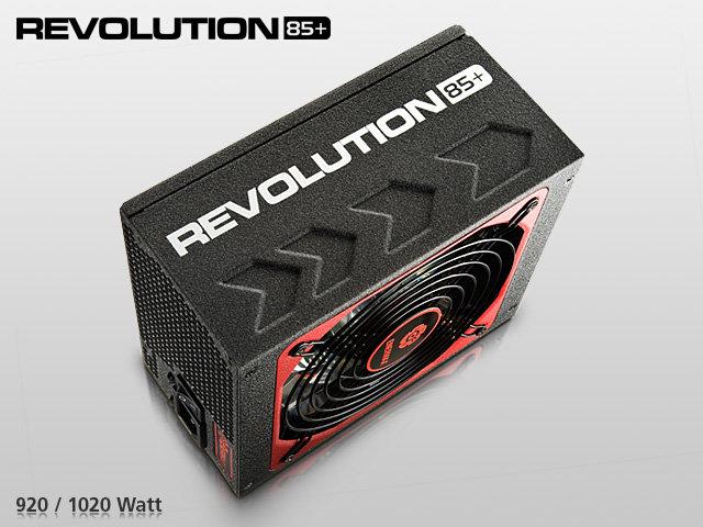 """Neue Enermax """"Revolution85+""""-Netzteile"""