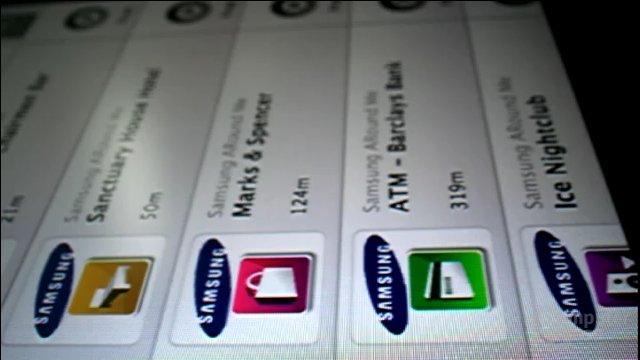 Samsung Galaxy Tab: Samsung Market