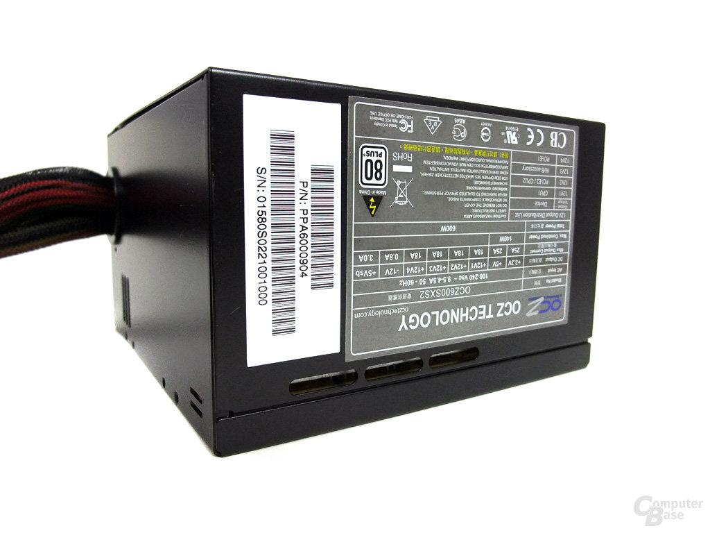 OCZ StealthXStream 2 600W