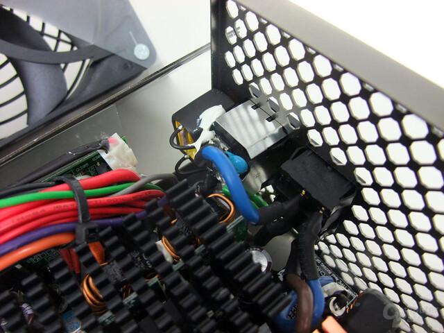 Scythe Chouriki 2 650W – Netzfilterung
