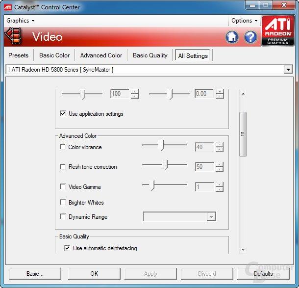ATi Catalyst 10.8