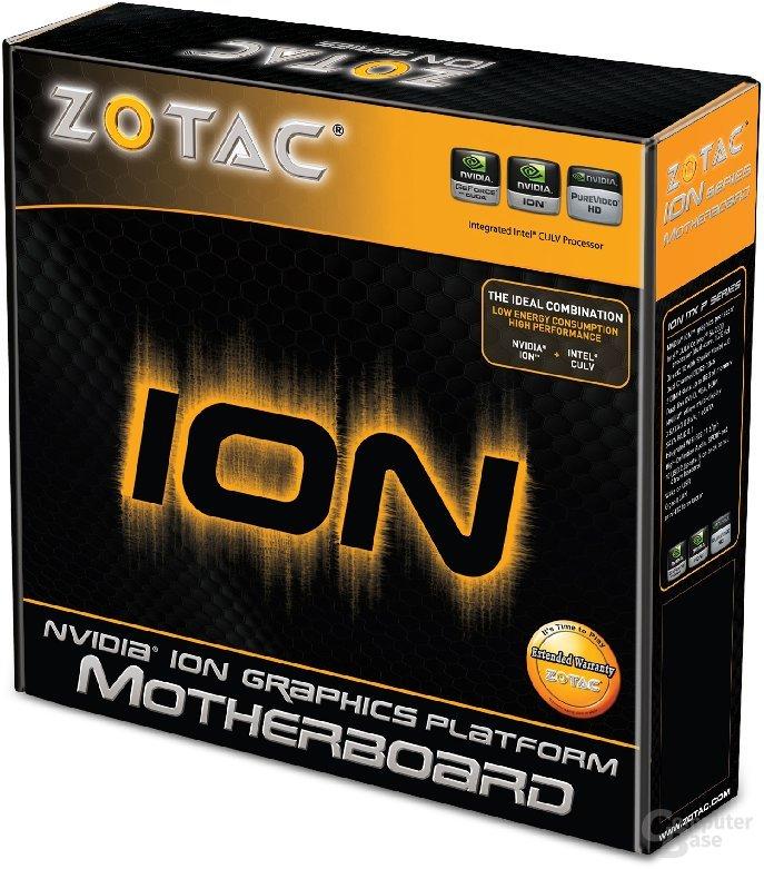 Zotac Ion-ITX P Serie