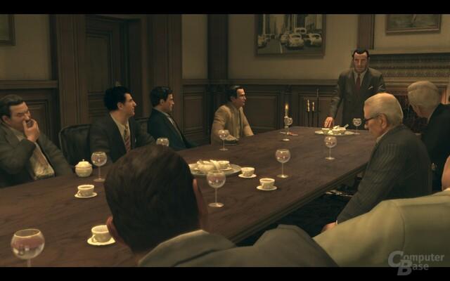 Mafia-Bosse: Es geht doch nichts über die Familie