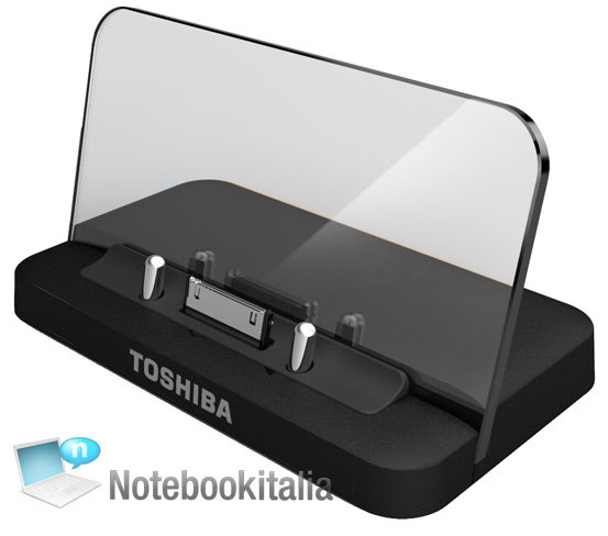 Toshiba Folio 100/SmartPad: Dock