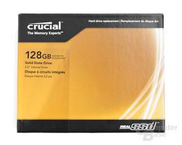 Crucial C300 Verpackung