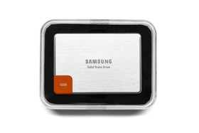 Samsung SSD 470 in Verpackung