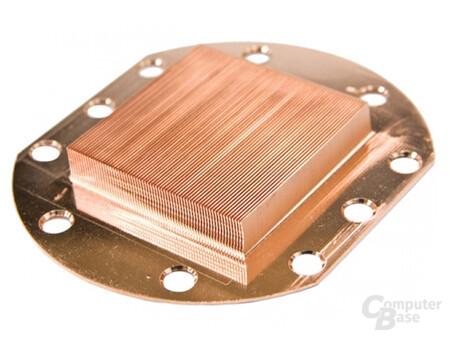 Innenstruktur des CPU Kühlers