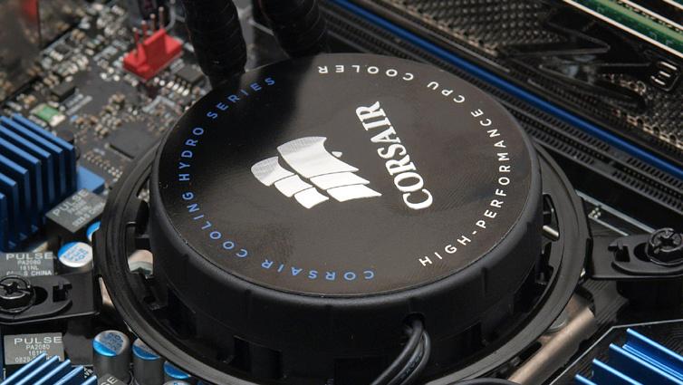 Corsair H70 im Test: Neuer Flüssigkeits-CPU-Kühler als Ersatz für den H50