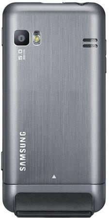 Samsung Wave 723: Rückseite
