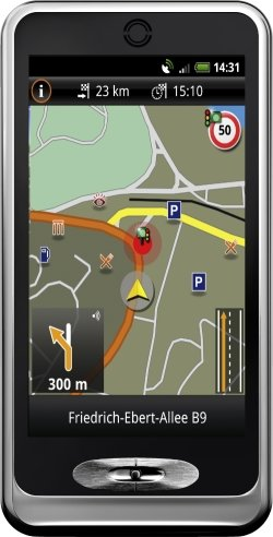 Navigon: Gratis-Version für Android 2D