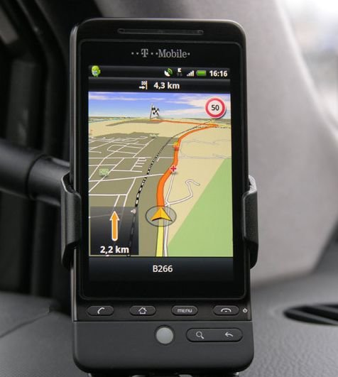 Navigon: Gratis-Version für Android 3D