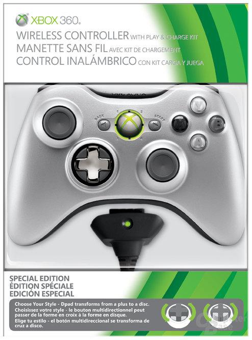 Neuer Xbox 360 Controller 3