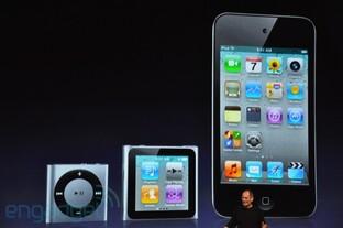 Alle neuen iPods