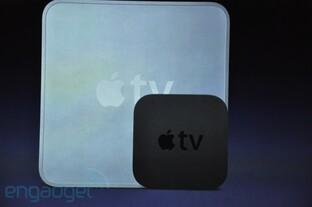Apple TV: Größenvergleich