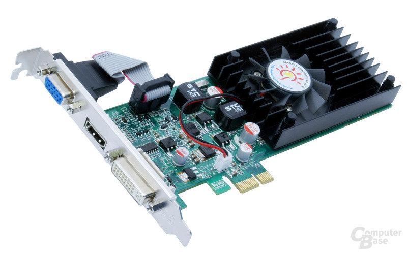 Sparkle GeForce 210