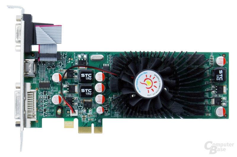 Sparkle GeForce GT240