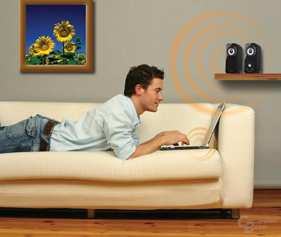 Creative GigaWorks T12 Wireless