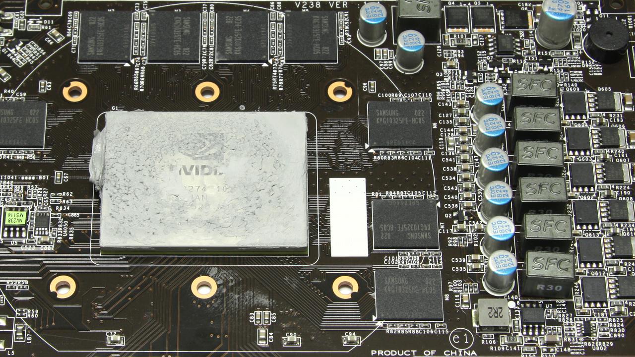 GeForce GTX 460 im Test: MSI Hawk sorgt für eine fehlerfreie Vorstellung