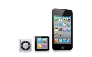 Neue iPod-Modelle