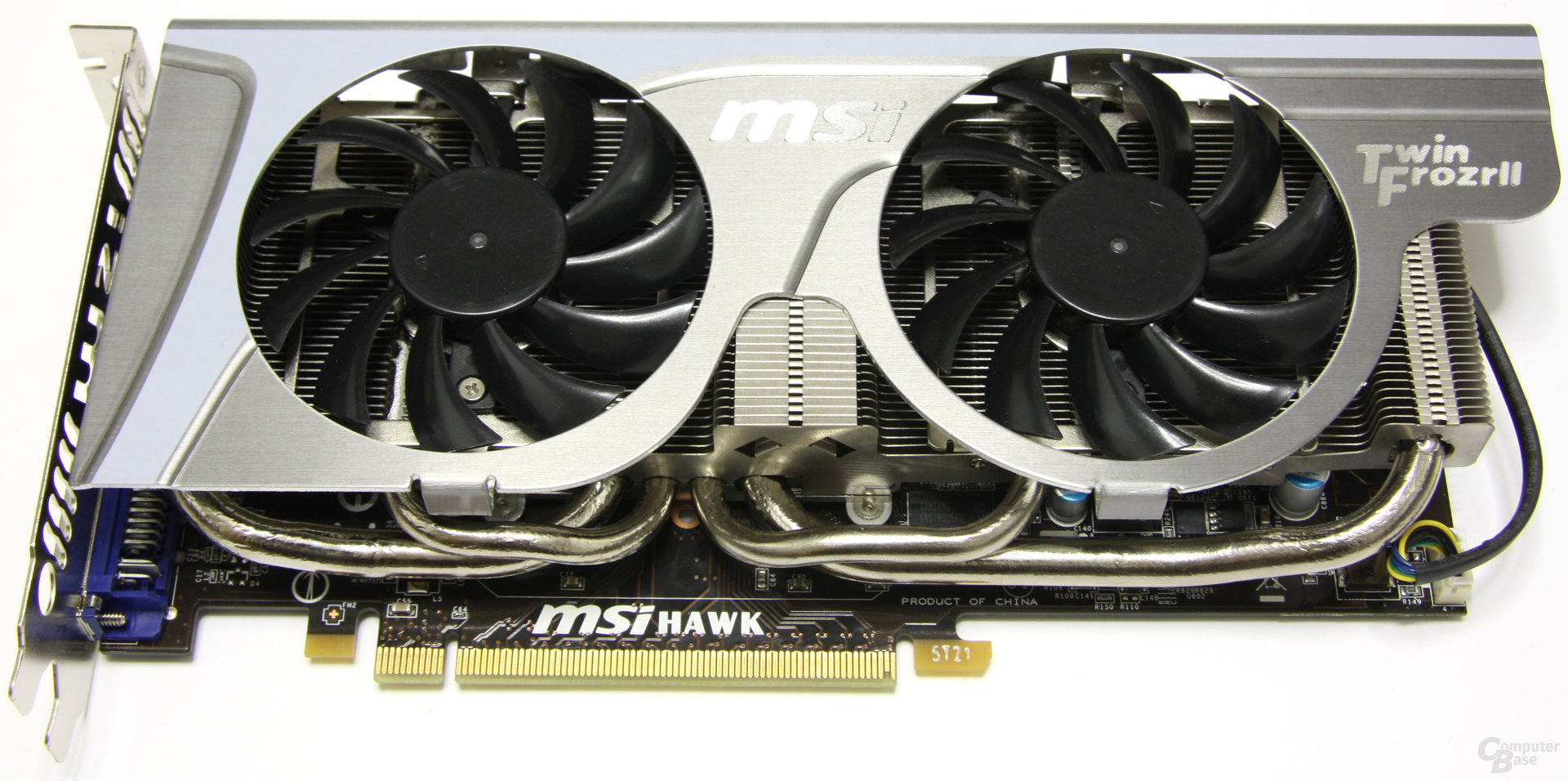 MSI GeForce GTX 460 Hawk