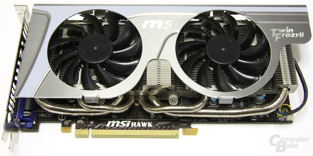 MSI GeForce GTX 460 Hawk