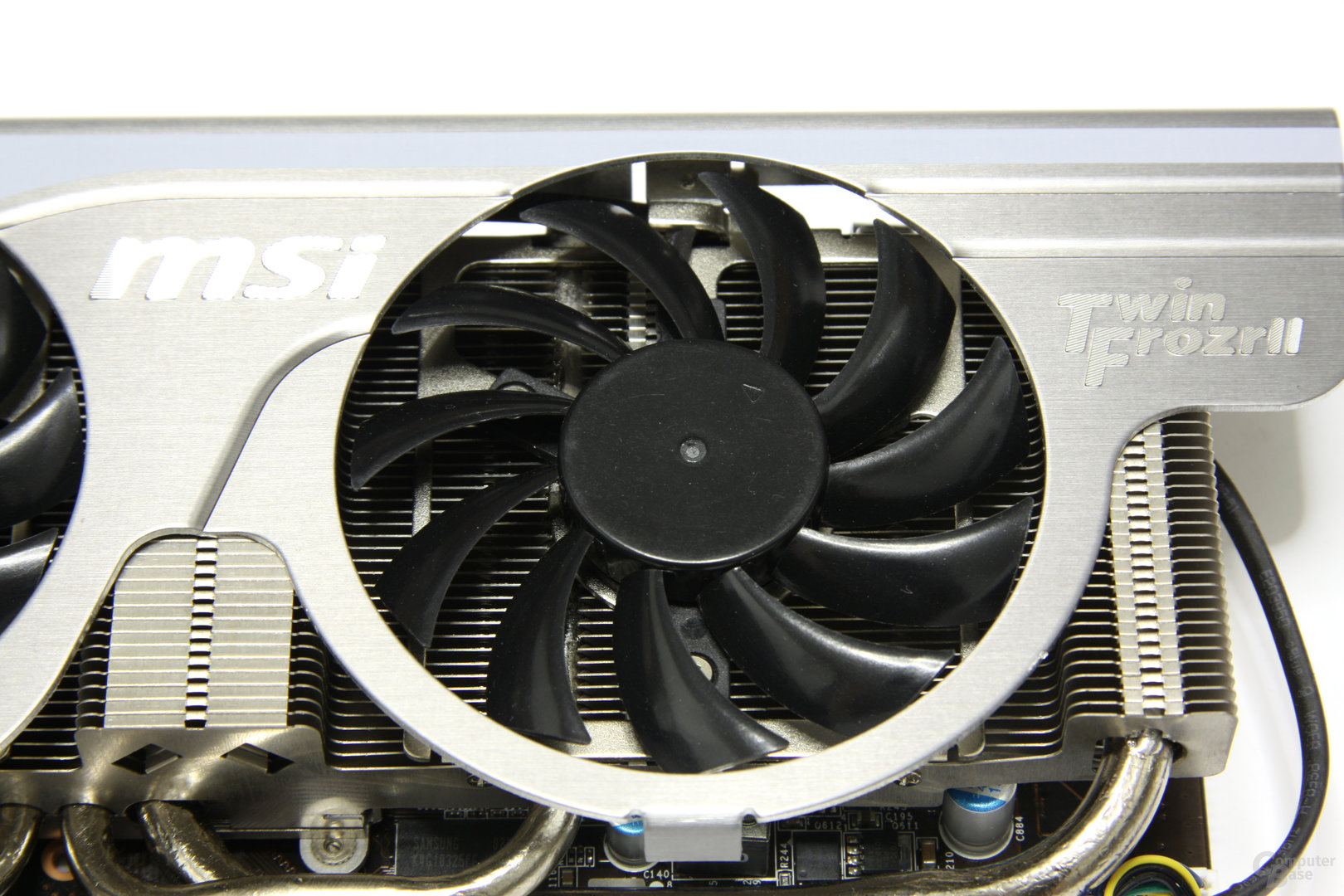 GeForce GTX 460 Hawk Lüfter