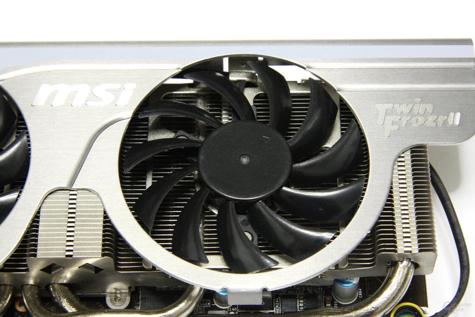 GeForce GTX 460 Hawk Lüfter
