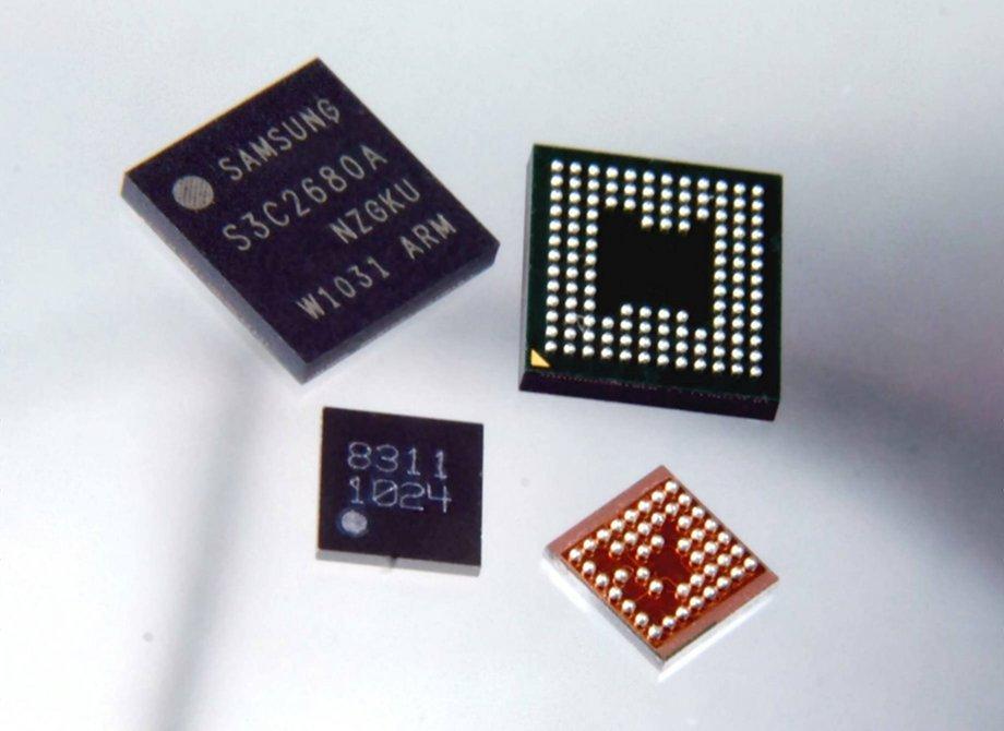 Samsung S3C2680/S5M8311