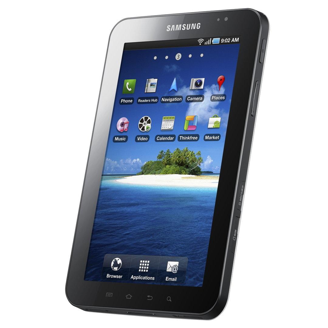 Galaxy Tab (Bild: Samsung)