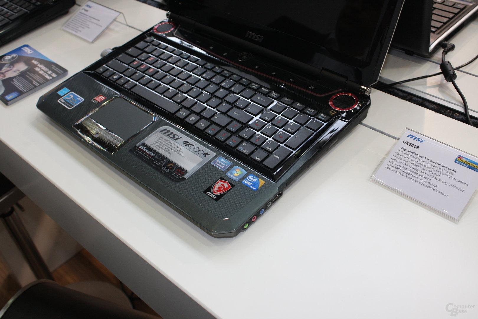 MSI GT660R