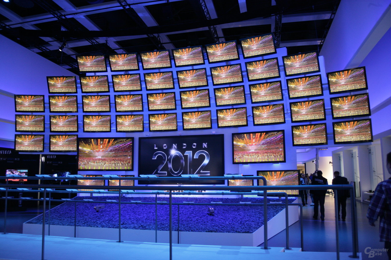 Panasonics 3D-TVs