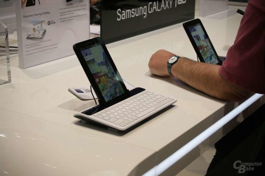 Samsung Galaxy Tab – Docking-Station
