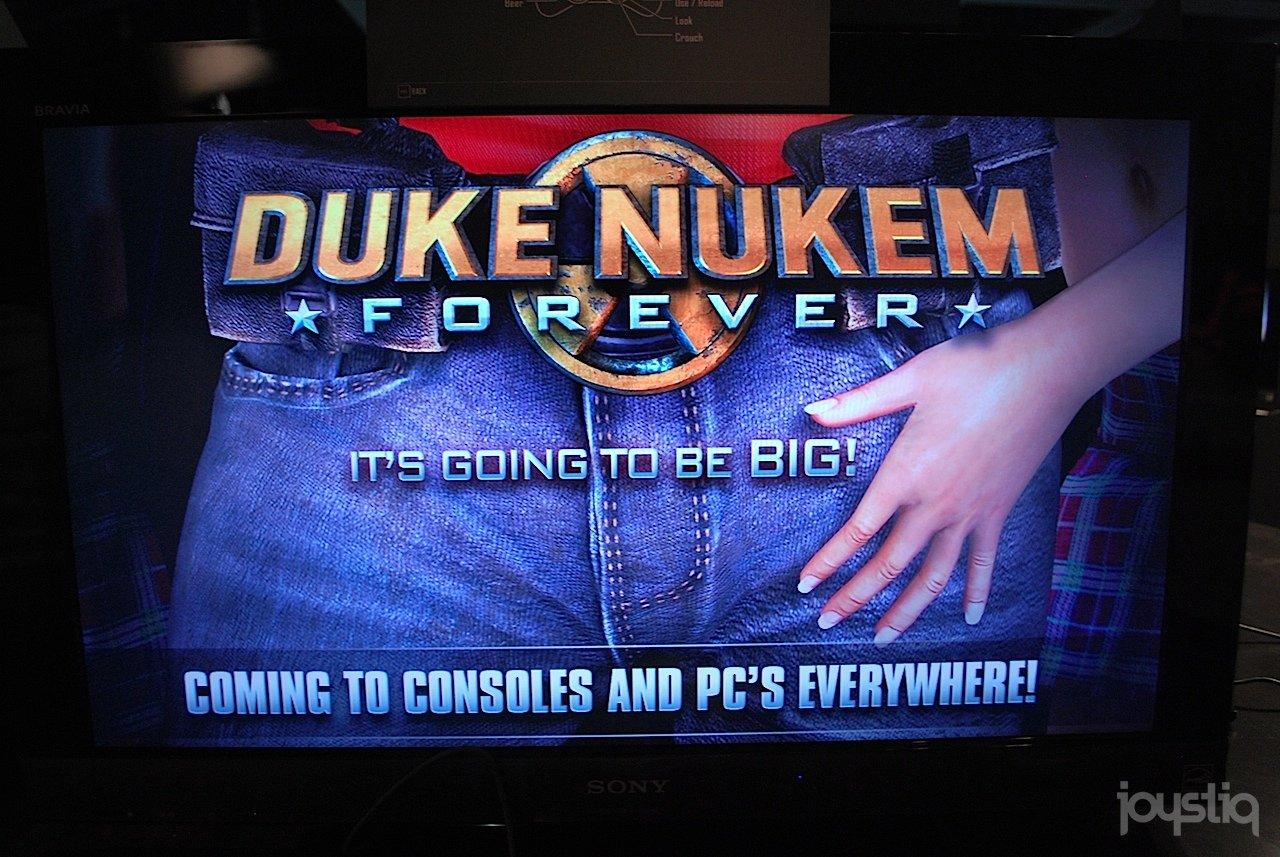 Duke Nukem Forever: Video Capture von der PAX 1