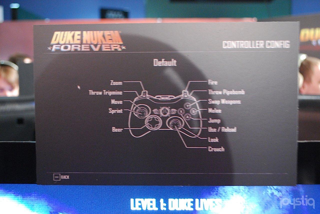 Duke Nukem Forever: Video Capture von der PAX 3