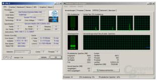 Pentium XE 840 mit vier Threads