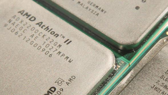 Celeron, Sempron und Athlon II im Test: CPUs für unter 40 Euro