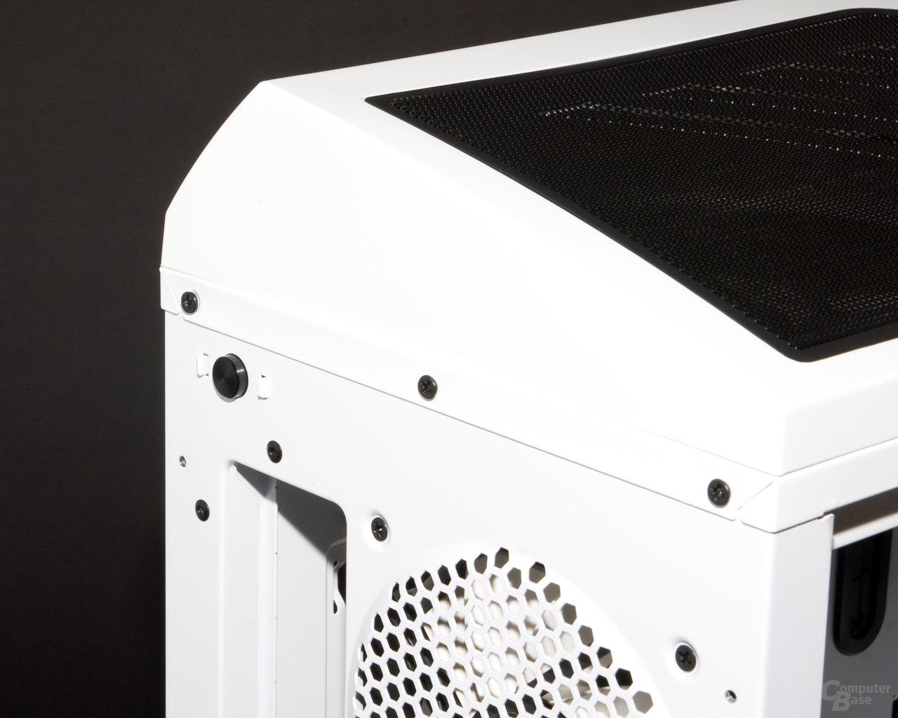 NZXT Phantom – Schalter für Lüfterbeleuchtung